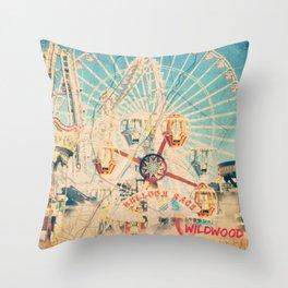 Wildwood Fun Throw Pillow