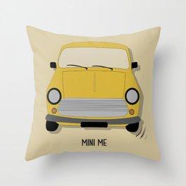 Mini me Throw Pillow