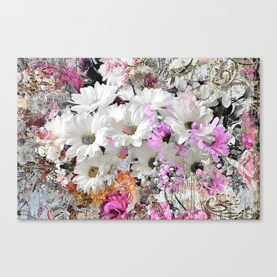 Free Floral Canvas Print