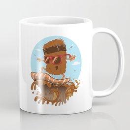 sushi surfer Coffee Mug