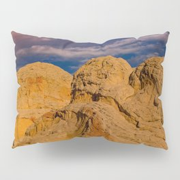 White Pocket, Vermilion Cliffs - II Pillow Sham