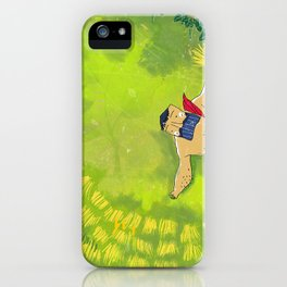 Gamarala - The Sri Lankan Farmer iPhone Case