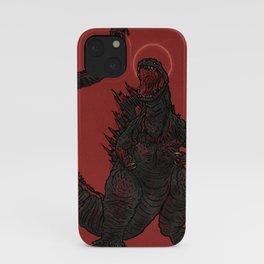 Shin G*dzilla 2020 iPhone Case