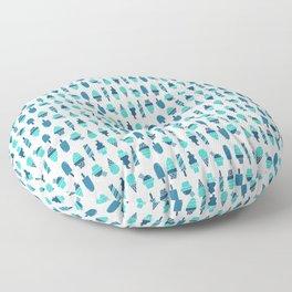 Ice cream 5 Floor Pillow