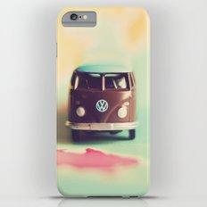 Vintage Camper Down Under iPhone 6s Plus Slim Case