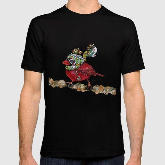 Cardinal Blaze T-shirt