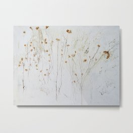 little flower Metal Print