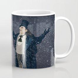 Oswald Cobblepot - The King Penguin Returns! Coffee Mug