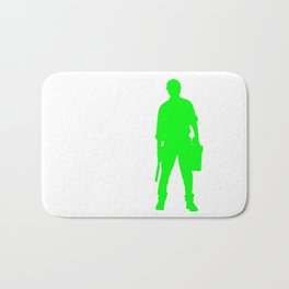 Just Play The Game | Conform to Society's Standards Bath Mat