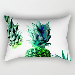 Malibu Pineapple | Anana Exotic Rectangular Pillow
