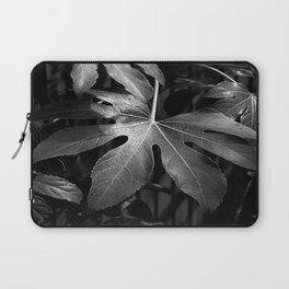 Leaves, Hida-Takayama, Japan Laptop Sleeve