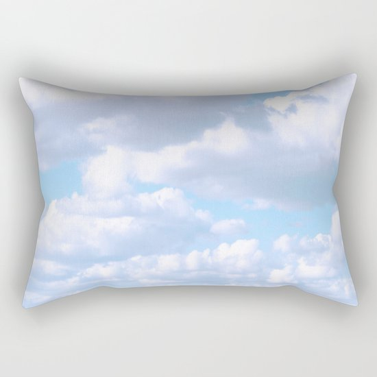 Silver Lining Rectangular Pillow