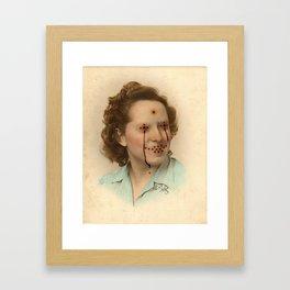 """""""Sorry Arlene"""" Framed Art Print"""