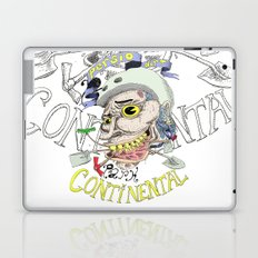 Park Continental Laptop & iPad Skin