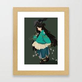 Kleptowitch Framed Art Print