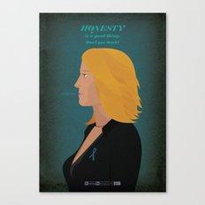 Breaking Bad - I.F.T. Canvas Print
