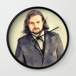Van Morrison, Music Legend Wall Clock