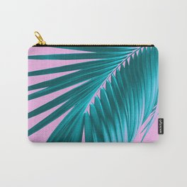 Palm Leaf Dream #3 #tropical #decor #art #society6 Carry-All Pouch