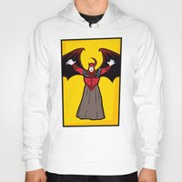 dungeons and dragons Hoodies featuring DUNGEONS & DRAGONS - AVENGER by Zorio