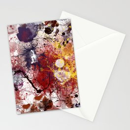 splats Stationery Cards