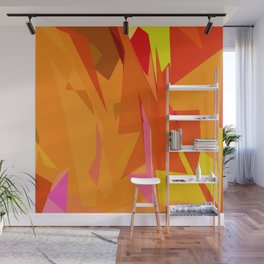 Creative Spark Ignition System Wall Mural