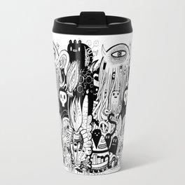 Big Garden  Travel Mug