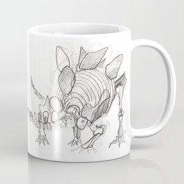 Stegosaurus (NHMLA) Coffee Mug