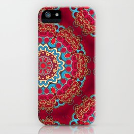Mix&Match:  Merry Christmas From Tibet (with LOVE!) 01 iPhone Case