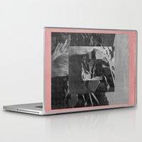 stone Laptop & iPad Skins featuring Stone by Thrashin
