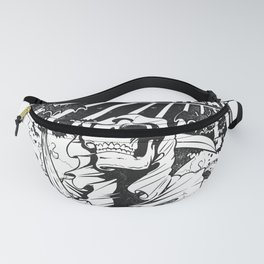The Grim Reaper Fanny Pack