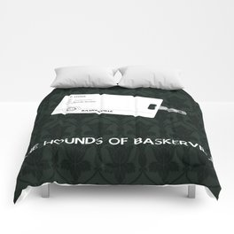 The Hounds of Baskerville Comforters