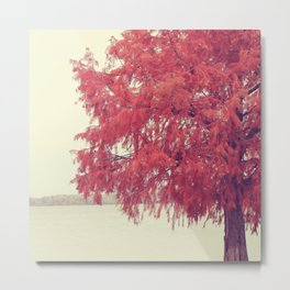 Red October Metal Print