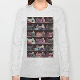 cat-302 Long Sleeve T-shirt
