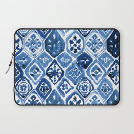 Arabesque tile art Laptop Sleeve