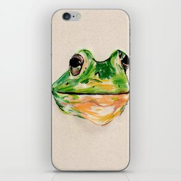 BachelorFrog iPhone Skin