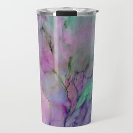ALCOHOL INK Cvb Travel Mug