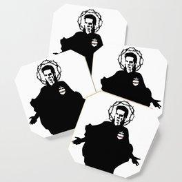 Nick Cave icon saint art Coaster