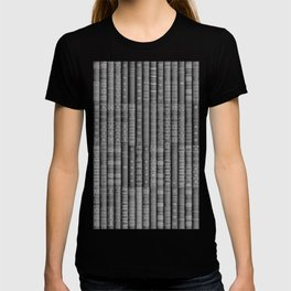 Keep Reading B&W T-shirt