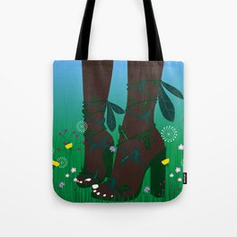 Bloom Where You Are Planted II Tote Bag