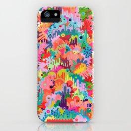 Slime Horizon iPhone Case
