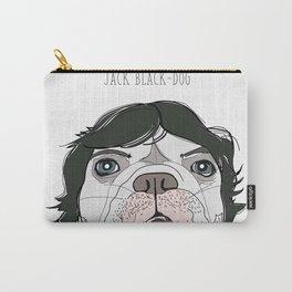 Celebrity Dog - Jack Black-Dog Carry-All Pouch