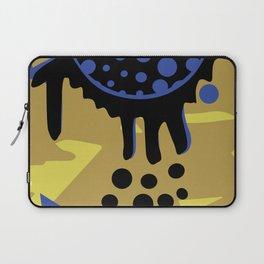 Melting Planet Laptop Sleeve