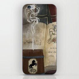 There and Back iPhone Skin
