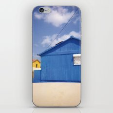 cottages #2 iPhone & iPod Skin