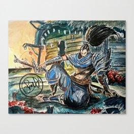 Lámina Yasuo  Canvas Print