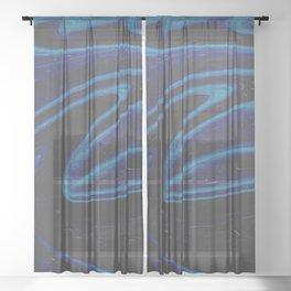 Error - Pattern Sheer Curtain