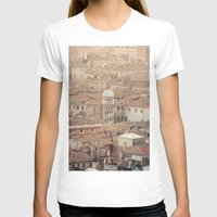 venice T-shirts featuring Venice by Yolanda Méndez