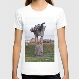 Driftwood Sea Captain T-shirt