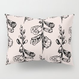 Blush botanicals II Pillow Sham