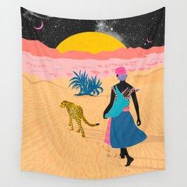 Desert_ Wall Tapestry